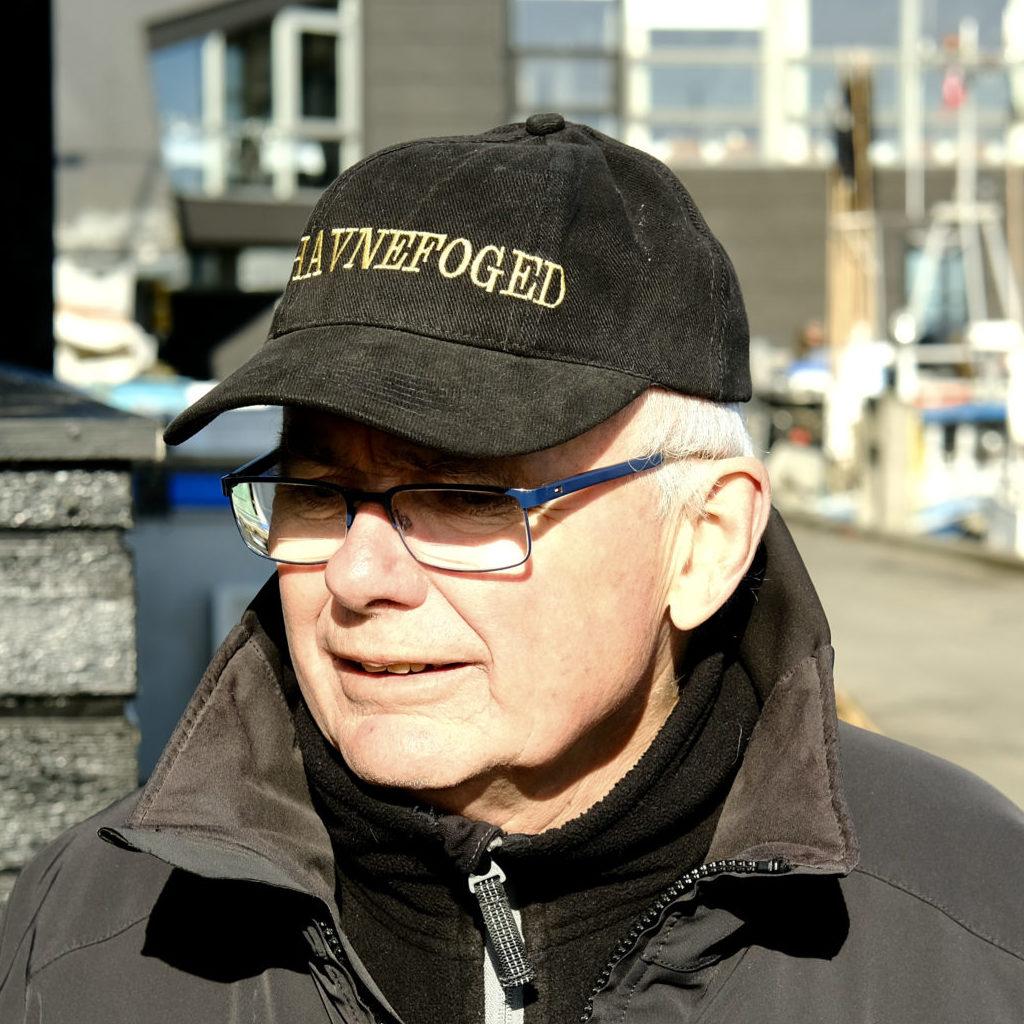 Tom Olsen, Havnefoged